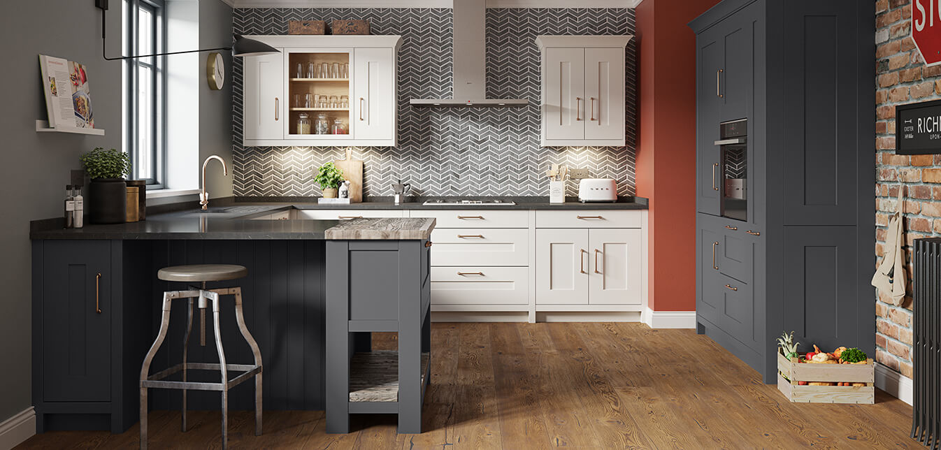 OUR RANGE OF KITCHENS WILL LOOK GOOD IN ANY HOME