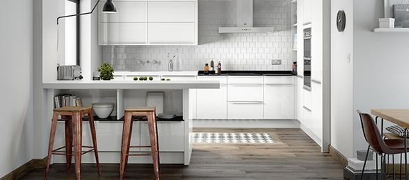 Bespoke new kitchen