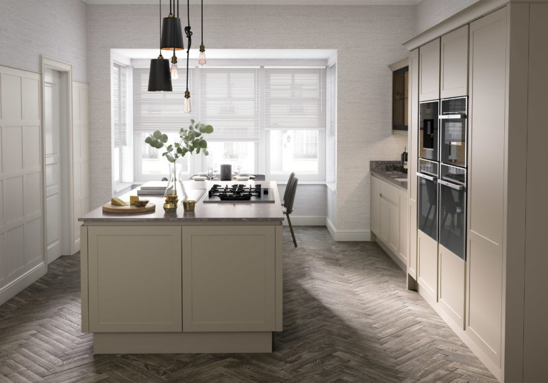 Ellerton Kitchens Design 2 Fit