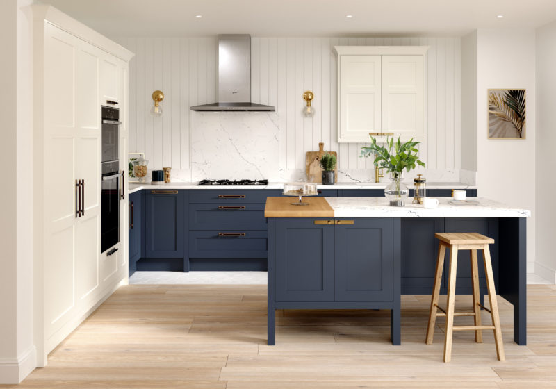 Hunton Porcelain & Harthforth Blue