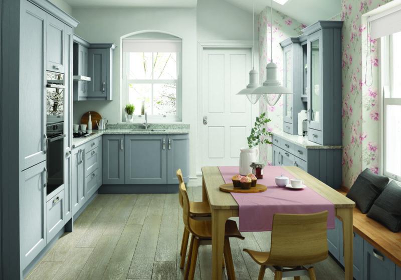 Mornington Beaded Partridge Grey