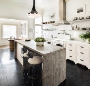 Top 10 Kitchen Cabinet Design Ideas For 2019 distressed wood