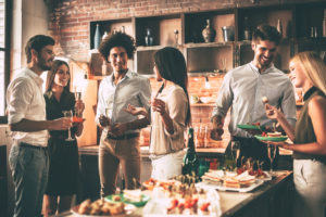 kitchen-party-hosting-bar-drinks