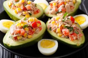 stuffed-avocado-dinner-party-hosting