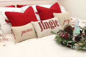 christmas-cushions-bedroom